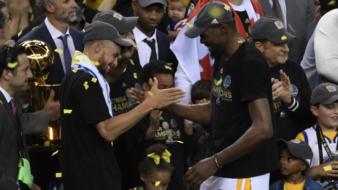 Murph: Spoiler alert, the Warriors are going to win the NBA Championship…again