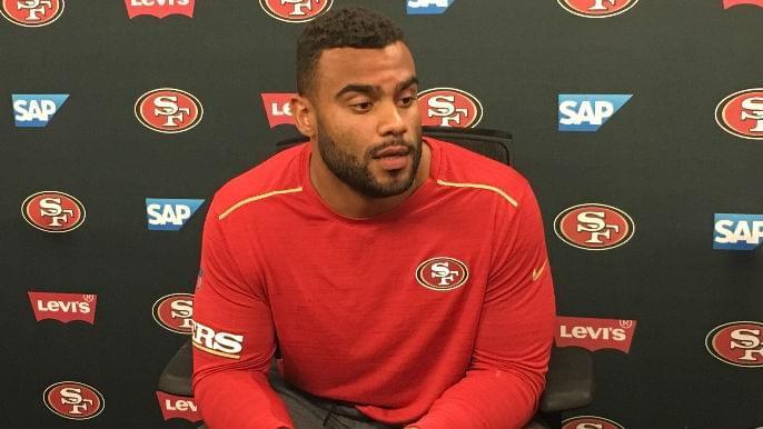 'I will have those memories forever': Solomon Thomas finds new purpose in sister's honor