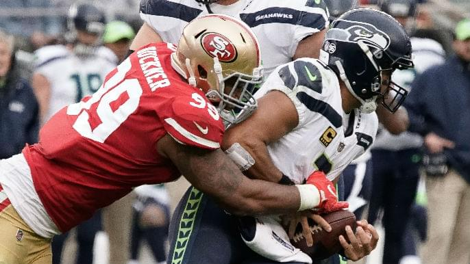 DeForest Buckner ready to explode in 2018: 'He is going to be elite'
