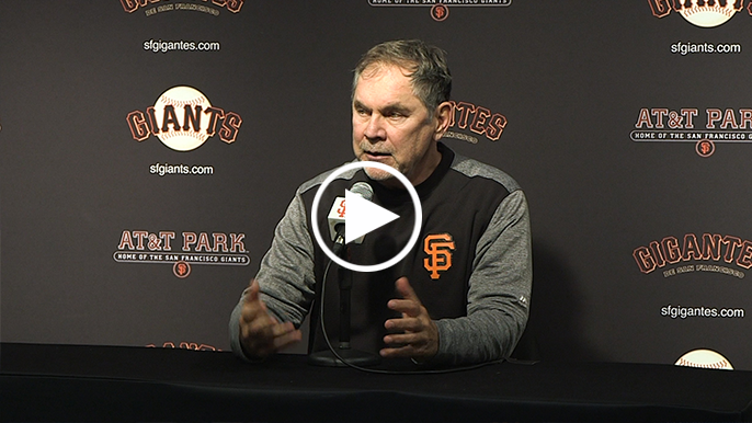 Bochy says Belt in hospital with possible appendicitis