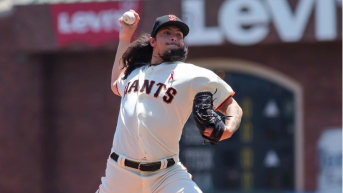 Bruce Bochy says Dereck Rodriguez is in Giants' rotation [report]