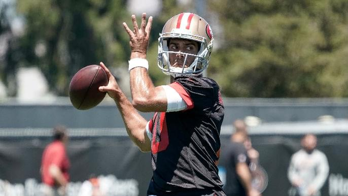 49ers Minicamp Notebook: offense righting wrongs, complementary receivers emerging, Shanahan's coveted linebacker duo, and more