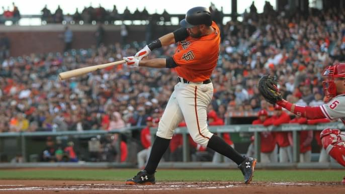 Brandon Belt expected to return vs. Dodgers