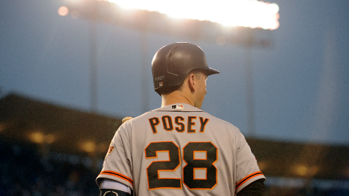 Mike Krukow explains why Posey missed two games in Los Angeles