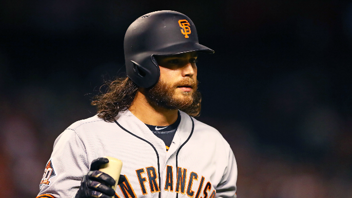 Brandon Crawford posts photos following birth of fourth child