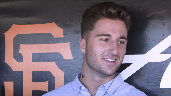Duane Kuiper describes first meeting with Joey Bart