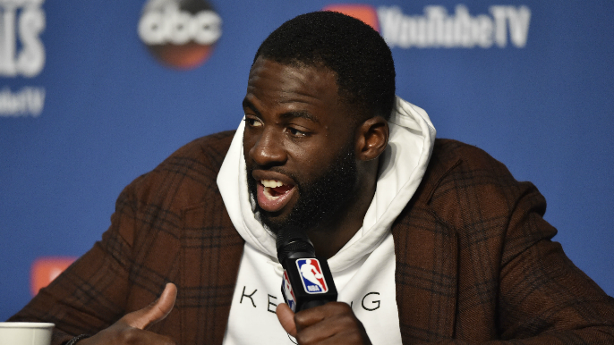 Draymond tells Warriors what type of player he's interested in them drafting
