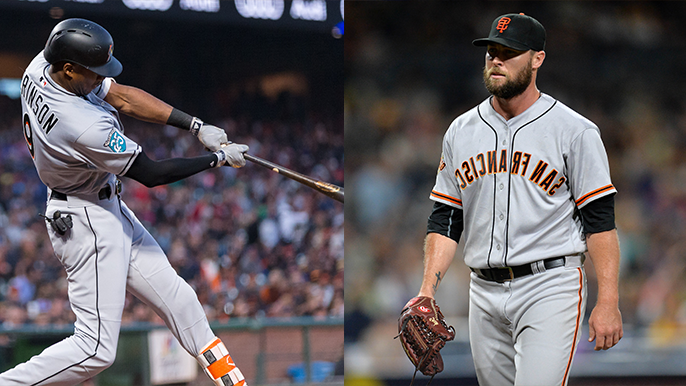Melancon says Brinson 'disrespected the game' in exchange with Strickland