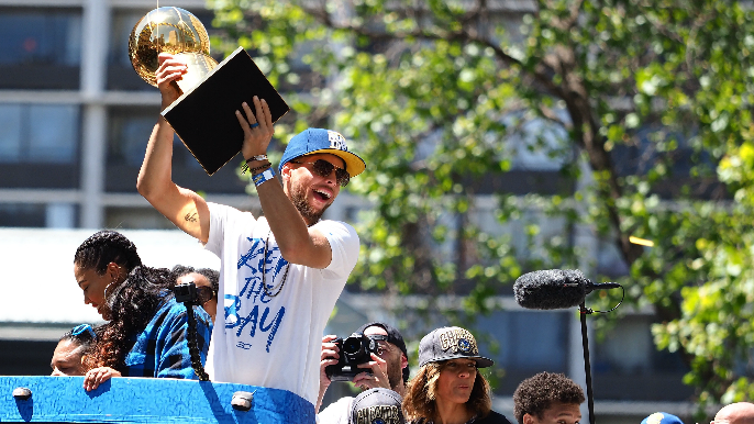 Adam Silver on lack of parity: Warriors' excellence should be celebrated