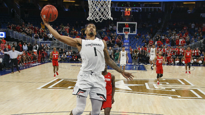 Warriors select Jacob Evans with No. 28 overall pick