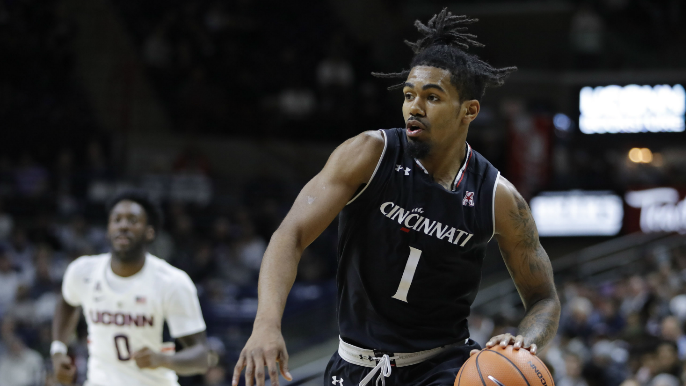 Everything you need to know about Warriors first-round pick Jacob Evans