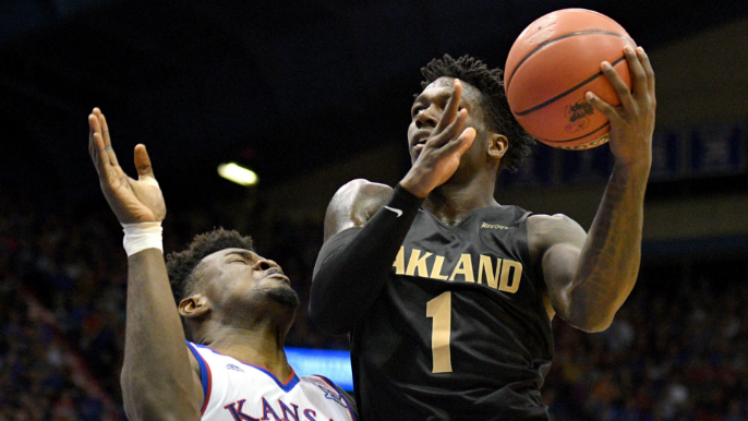 Warriors sign NCAA's second-leading scorer to partially guaranteed deal [report]