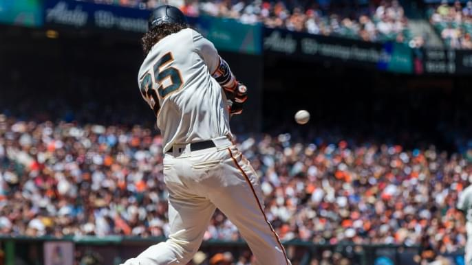 Crawford, Suarez power Giants to win over Padres