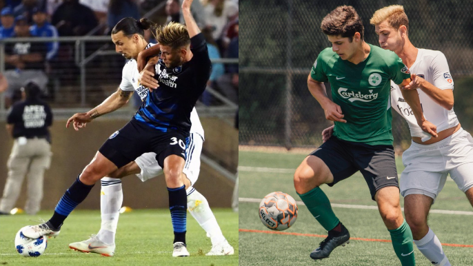 Quakes roundup: Portland preview, Reno's rout, Academy alums join SF Glens