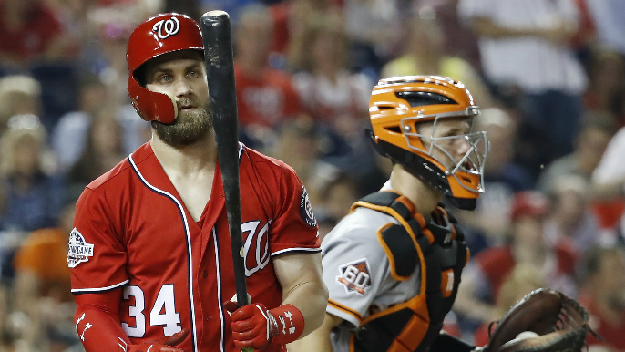 Randy Miller shares details from Giants' meeting with Bryce Harper
