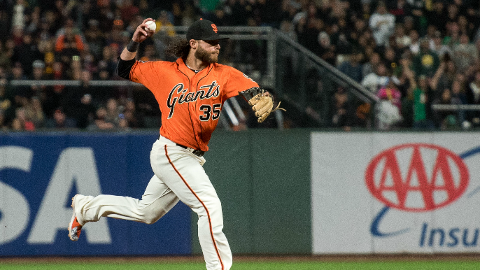 Grades from the Cove: Giants' first half recap