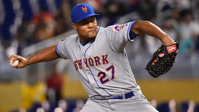 Giants interested in Mets closer [report]