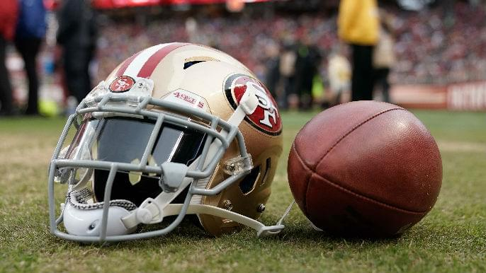 sneakers for cheap 70a35 7028f 49ers to wear 1994 throwback uniforms in Week 7 | KNBR-AF