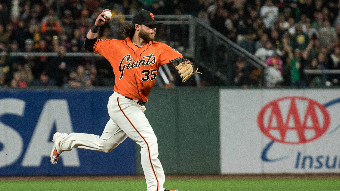 MLB players rank Brandon Crawford as one of league's best defenders, most underrated