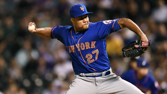 A's acquire closer Jeurys Familia from Mets