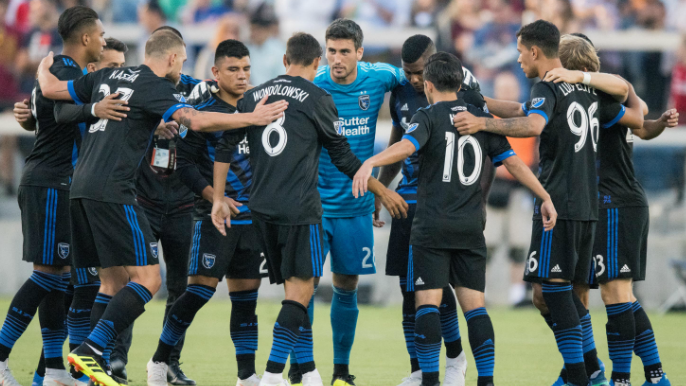 FC Dallas keeps focus on struggling Earthquakes
