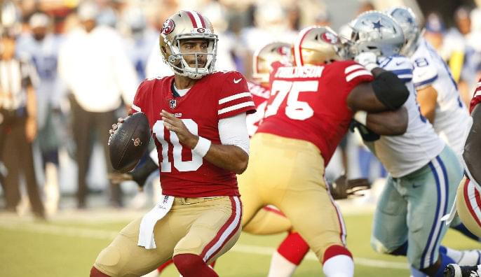 Reviewing how the 49ers' first-team performed in preseason opener