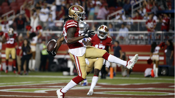 Breaking down the winners and losers from 49ers' preseason opener
