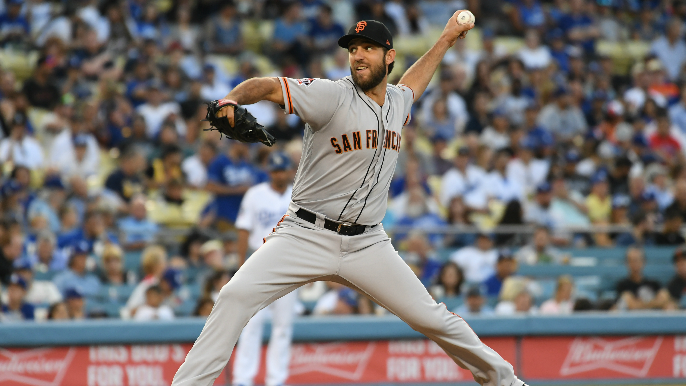 Giants rally in ninth after stellar Kershaw outing, steal win over Dodgers