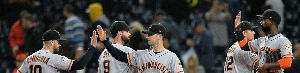 Giants Baseball: Giants at Reds 8/20 3:10 PM