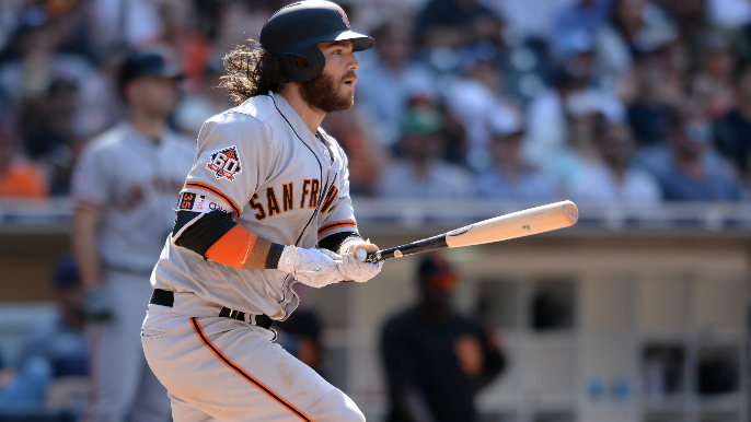 Bochy says Belt to be activated, discusses Crawford status following collision