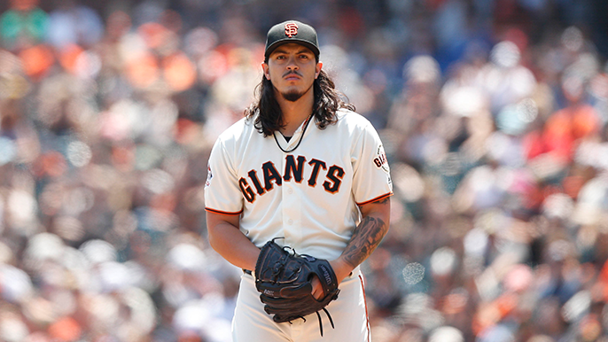 Dereck Rodriguez sent to disabled list after sustaining injury in Giants-Dodgers fight