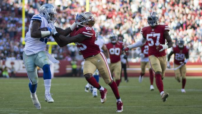 5 things to watch in 49ers' second preseason game
