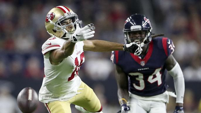 Texans stage late comeback to steal preseason win over 49ers