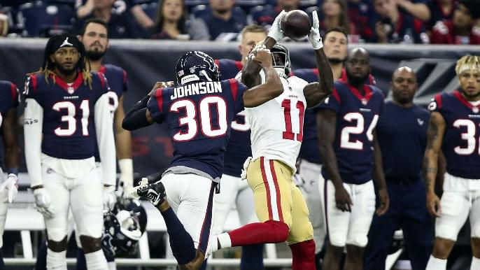 49ers stock report: Breaking down winners and losers in preseason loss to Texans
