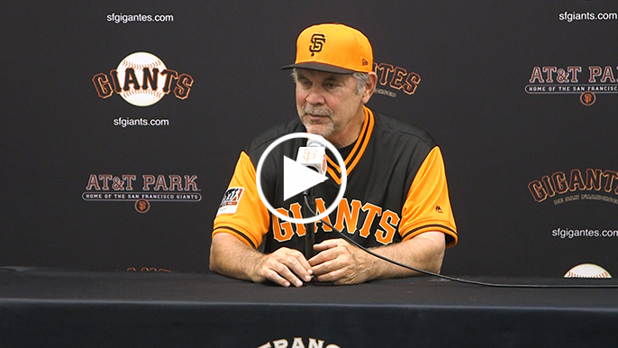 Bochy remembers 2010 title-winning team after tense win: 'Torture was back'