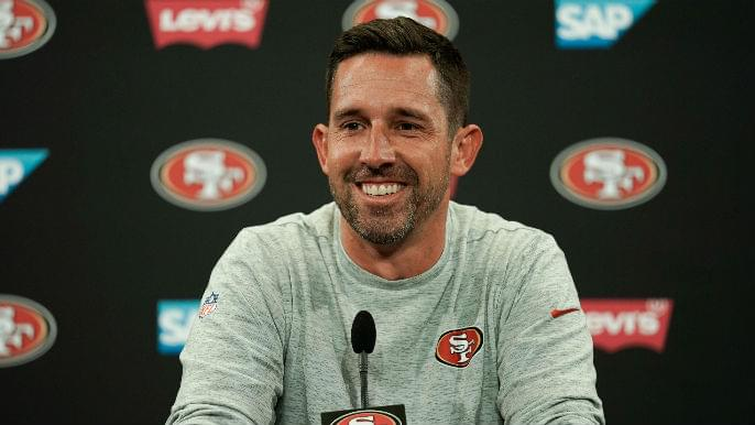 Kyle Shanahan says starting right guard job is Mike Person's to lose