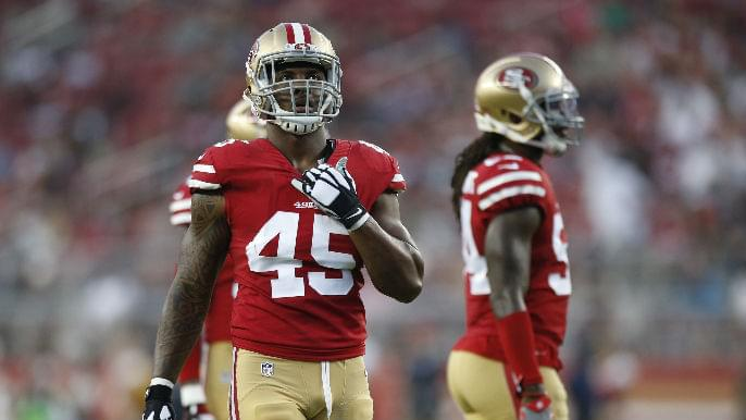 Five bubble players to watch in 49ers' preseason finale