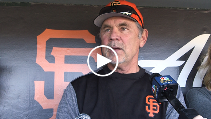 Bochy says Duggar could be out for the season