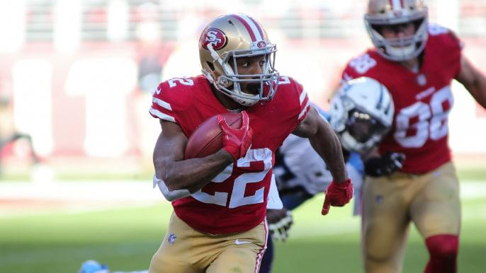 Kyle Shanahan, 49ers running backs prepare for life without Jerick McKinnon