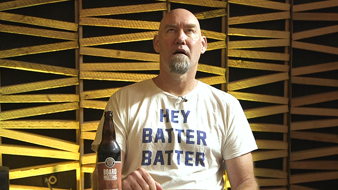 Tolbert's Beer Review: Port Brewing Company Board Meeting