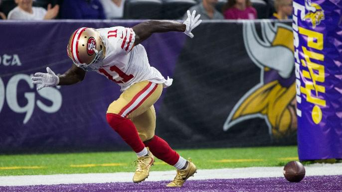 5 things to watch in 49ers' opener at Minnesota