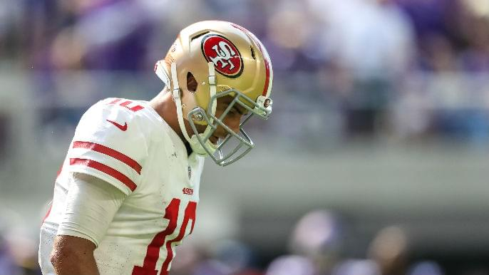 Takeaways from 49ers' opening loss to Vikings