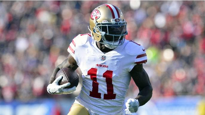 Kyle Shanahan gives injury updates on Goodwin, Garnett, and others