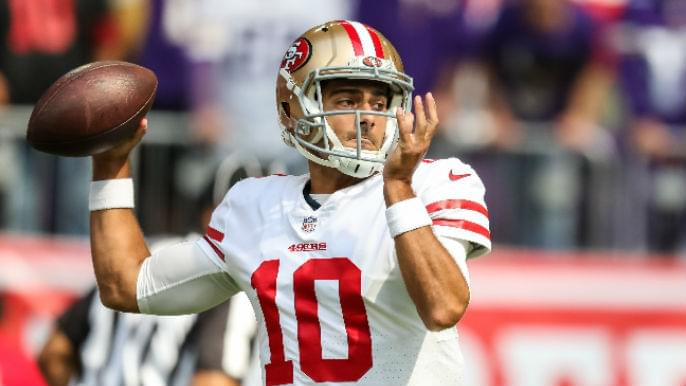 49ers Notebook: Shanahan, Garoppolo emphasizing red-zone efficiency ahead of home opener