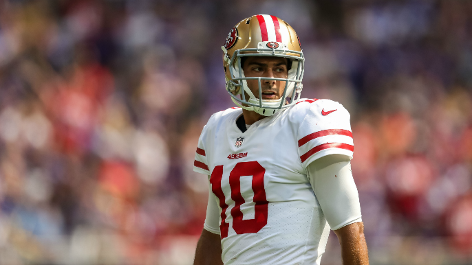 Steve Young details one thing with Garoppolo that's 'got to change'