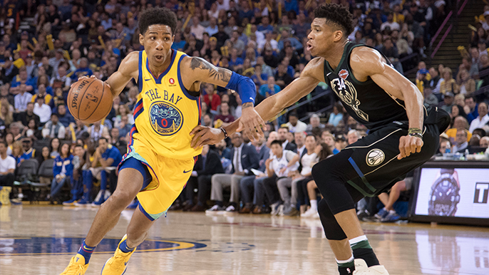 Warriors release training camp roster, McCaw not included