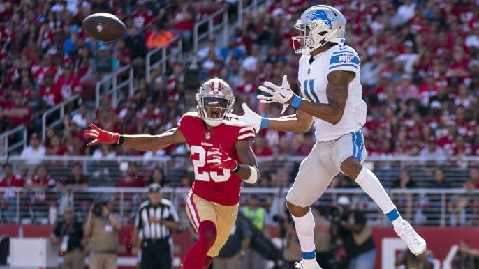 49ers Notebook: Coaches, teammates backing Ahkello Witherspoon after poor performance