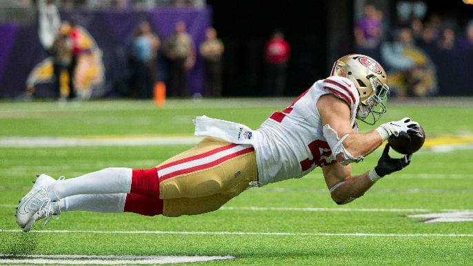 Kyle Juszczyk is playing the fullback position better — and much more — than anyone