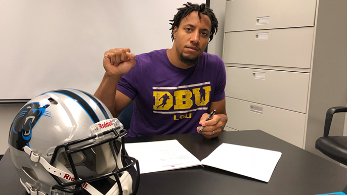 Carolina Panthers sign former 49ers safety Eric Reid
