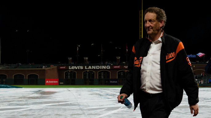 San Francisco DA will not charge Larry Baer over incident with wife [report]